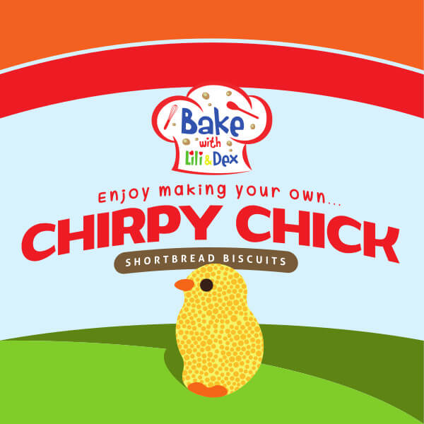 Chirpy Chick Biscuits